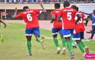 GAMBIA STINGS GABON