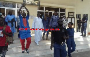 Appellate Court Decides Not to Order for Reinstatement of Captain Yaya Jammeh, Others into GAF
