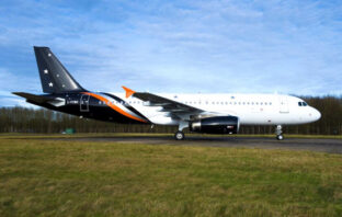 Gambia receives maiden flight for tourists' season